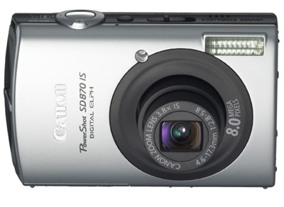 Canonpowershotsd870is